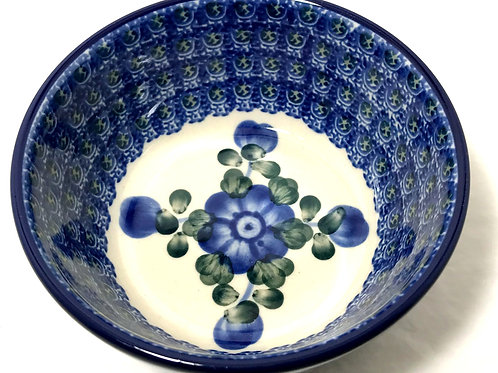 Ice Cream Bowl - Polish Pottery