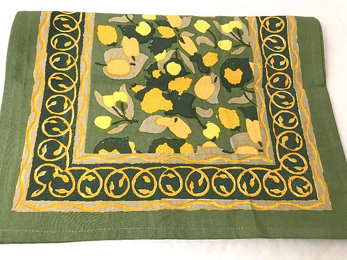 Couleur Nature Table Runner