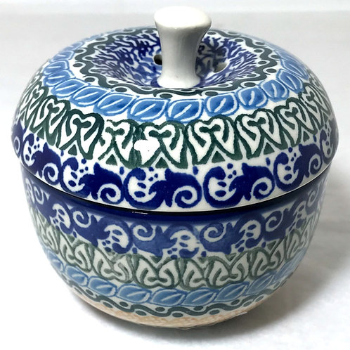 Apple Baker - Polish Pottery