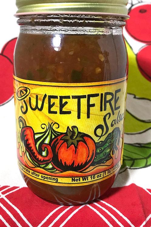 Sweetfire Local Gourmet Salsa