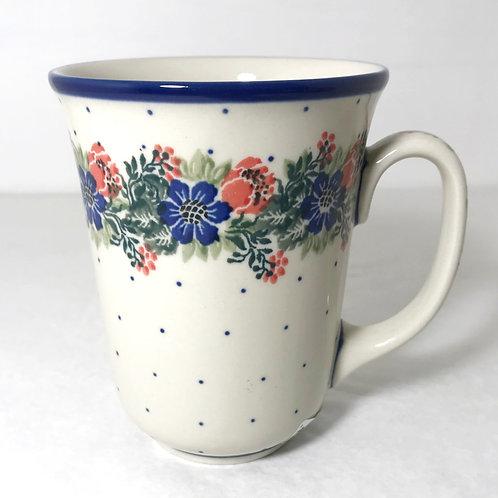 Bistro Mug - Polish Pottery