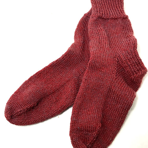 SOLD OUT - Hand Knitted Socks