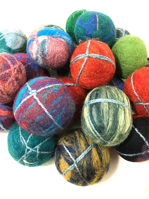 Dryer Balls - Hoof-to-Hnager