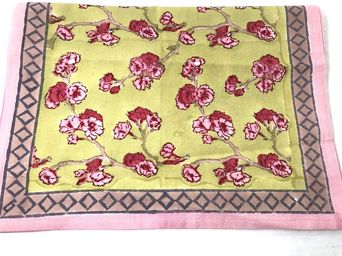 Couleur Nature Cherry Blossom Table Runner