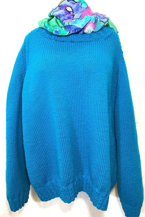 Pat Kidd Artisan Knitted Sweater