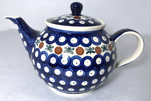 Teapot - Polish Pottery