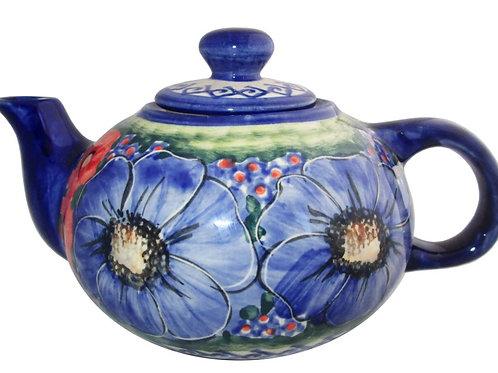 SOLD - Teapot - Polish Pottery