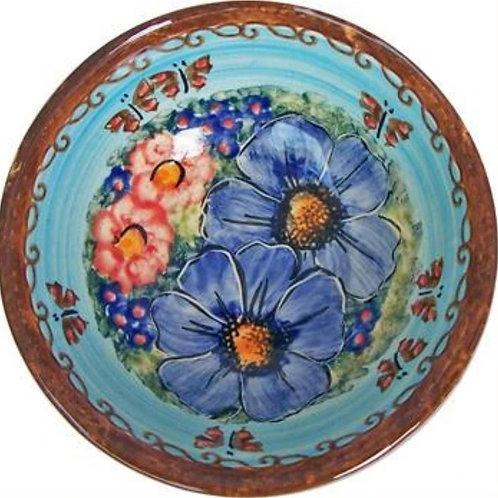 Breakfast, Dessert or Salad Plate - Polish Pottery