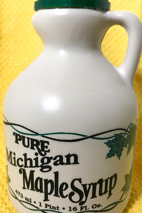Flagel's Sugar House Pure Michigan Maple Syrup - One Pint