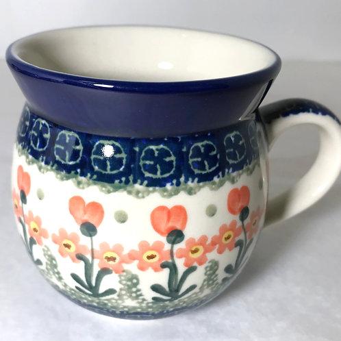 Bubble Mug - Polish Pottery