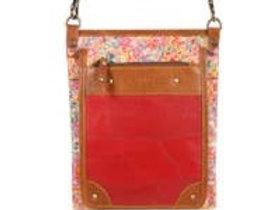 Flora Vela- Upcycled Leather Bag - Vaan Co.