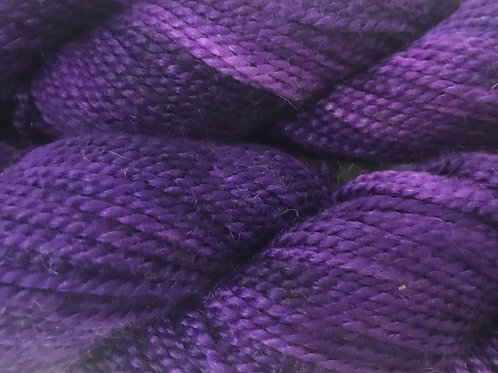 Gorgeous Grape DK Weight Yarn - Hoof -To-Hanger