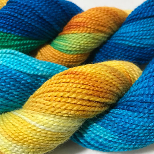 Sun and Surf DK Weight Yarn - Hoof-To-Hanger