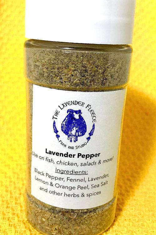 The Lavender Fleece Lavender Pepper