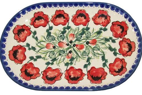 Serving Platter - Polish Pottery