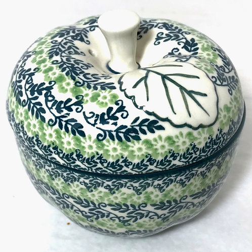 Apple Baker - Polish Pottery