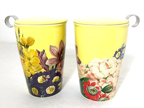 Tea Forte Soleil Kati Steeping Cup & Infuser