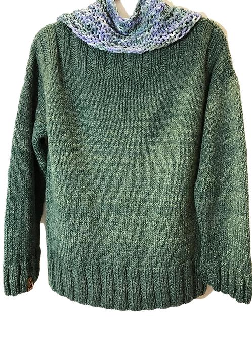 Artisan Knitted Dolce Tunic - Hoof-to-Hanger