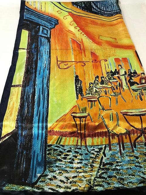 Winding River Artisan Cafe Scarf