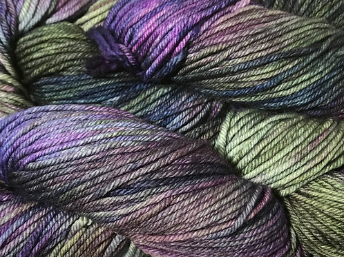 Rios Zarzamora Worsted Weight Yarn - Malabrigo
