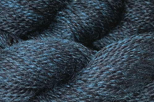 SOLD OUT - Deep Teal Worsted Weight Yarn - Hoof-To-Hanger