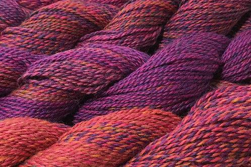 Color Craze Pink Sport Weight Yarn - Hoof-To-Hanger
