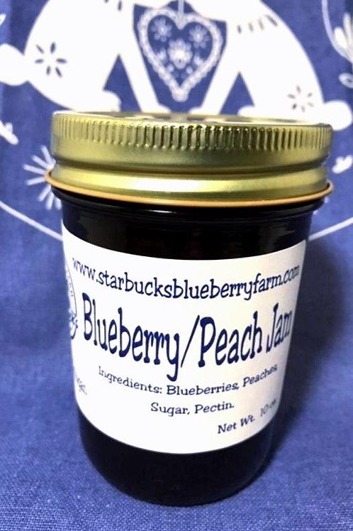 Starbuck's Blueberry Farm Local Blueberry/Peach Jam