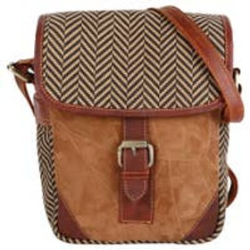 Cooper - Upcycled Leather Bag - Vaan & Co.