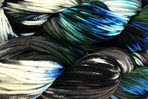 O Stormy Worsted Weight Yarn - Hoof-To-Hanger