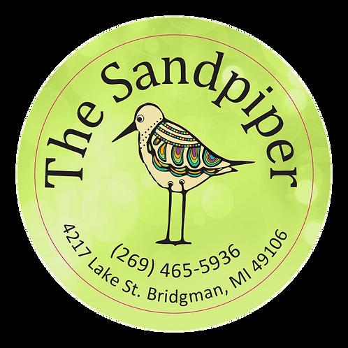 Sandpiper $25 Gift Certificate
