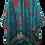 Thumbnail: Winding River Artisan Reversible Poncho