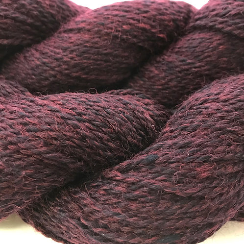SOLD OUT Boysenberry DK Weight Yarn - Hoof-To-Hanger