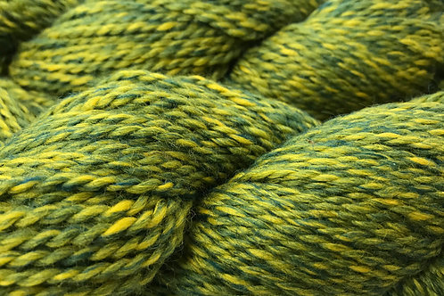 SOLD OUT - Parakeet Worsted Weight Yarn - Hoof-To-Hanger