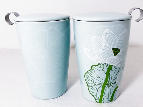 Tea Forte Lotus Kati Steeping Cup & Infuser