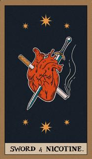 Sword of Nicotine.