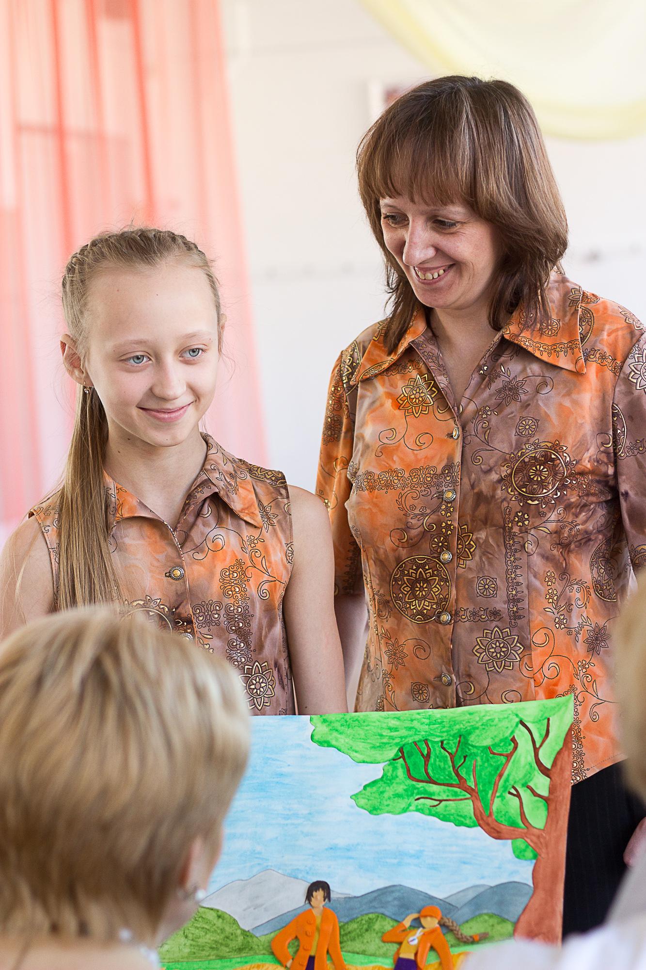 Санкевич Юлия и Наталья
