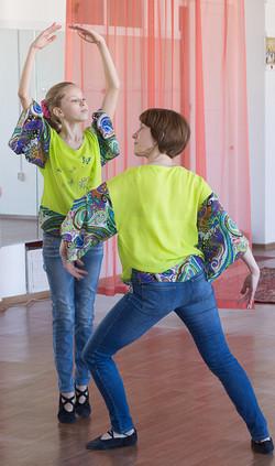 Кирилловы Наталья и Татьяна