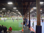 LVU's LRC Going All Turf and Donating Futsal Courts to Artquest!