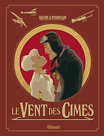 Le Vent des Cimes, de Christian Perrissin & Eric Buche, couverture, Editions Glénat