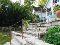 Patio Handrail