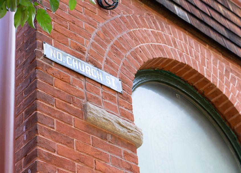 Original Street Marker