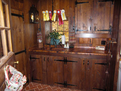 20. Tack Room Countertop and Sink