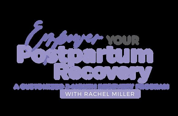 Empower Postpartum Recovery Program