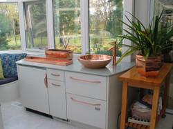 7. Copper Cabinet Details
