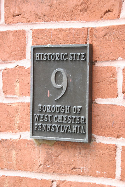 WCPL's Historic Site Marker