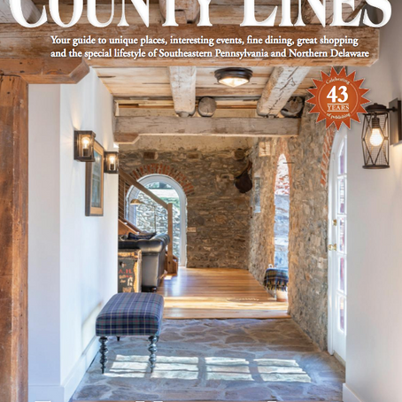 Historic Preservation Awards Featured in County Lines Magazine