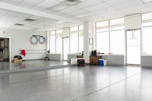 Our Dance Classrooms