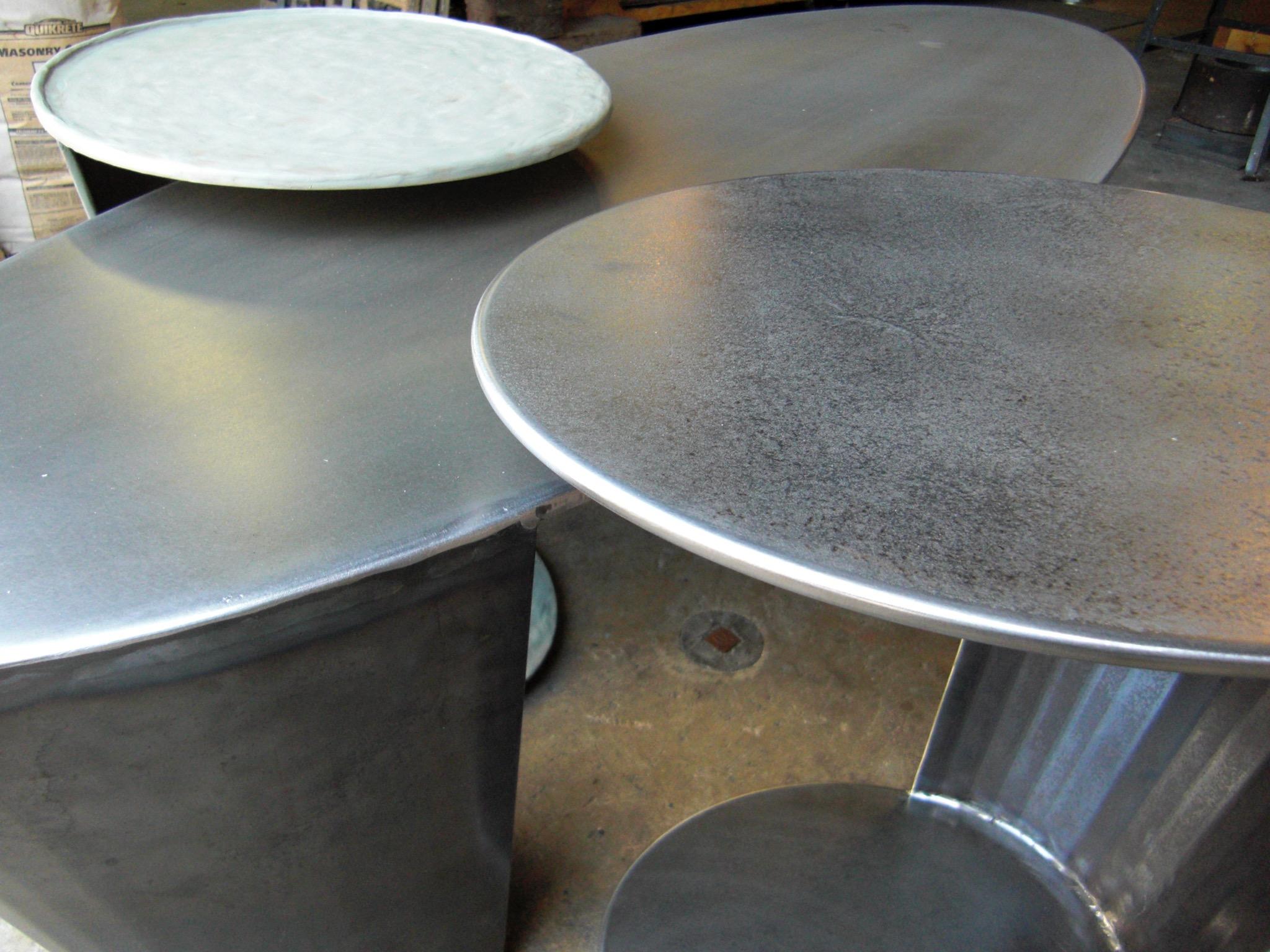 14. Elliptical Tables