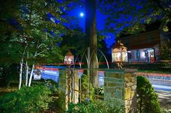 8. Garden Entry Gates