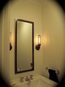 22. Powder Room Mirror